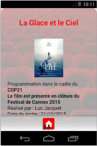 android Cinéma Les Variétés Screenshot 11