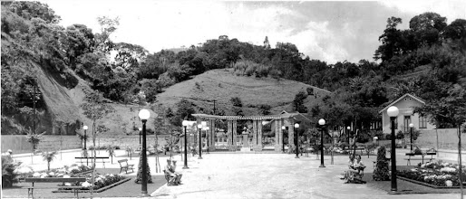 Photo: Praça Oswaldo Cruz. Foto de 1934