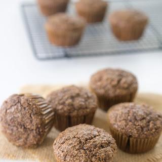 Mocha-Infused Bran Muffins.