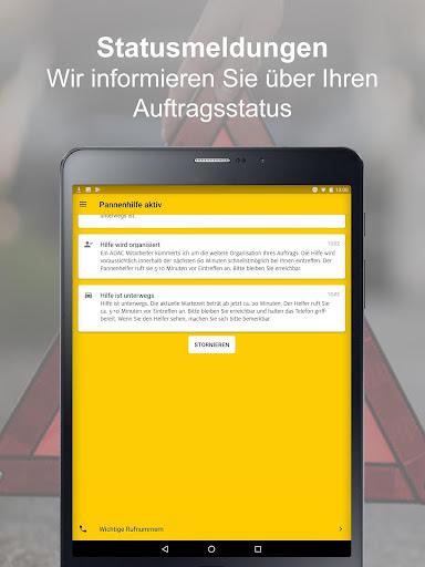 ADAC Pannenhilfe 2.4.3 screenshots 11