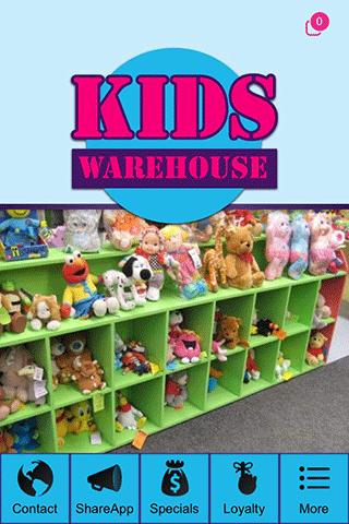 Kids Warehouse 1.0.1 screenshots 1