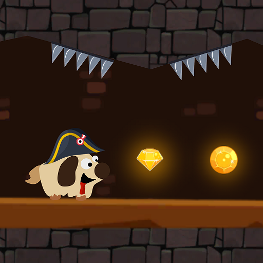 Doge and the Lost Kitten - 2D Platform Game