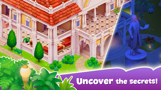 Sunset Secrets Mod Apk 1.0.1  (Unlimited Money + Full Unlocked) 1