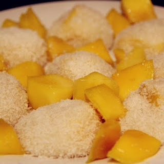 Mango Glutinous Rice Ball