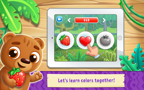 Colors for Kids, Toddlers, Babies – Learning Game 7