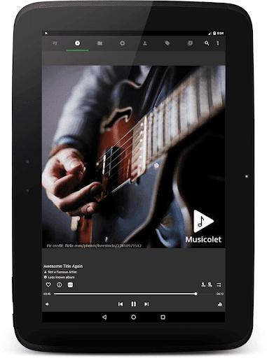 Musicolet Reproductor de Música [sin anuncios] screenshot 10