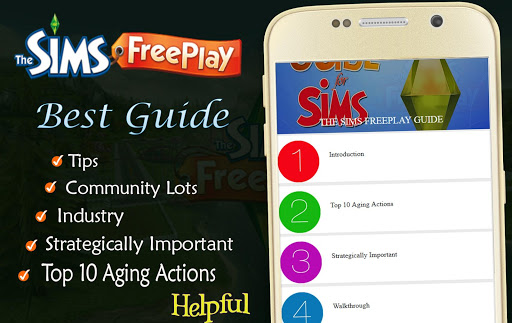 ProGuide for The Sims FreePlay