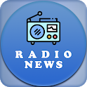Radio News icon