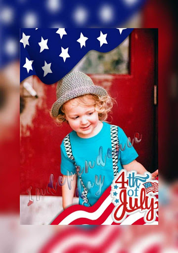 Happy 4th Of July Photo Frames Apk By Double Nine Apps Wikiapkcom
