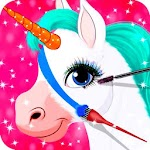 Pony Makeover & Coloring