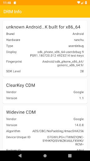 DRM Info 1.1.0.190115 screenshots 5