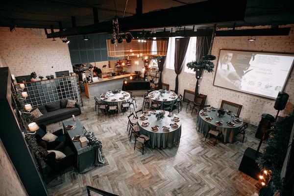 Лофт - пространство CHALFEI Home в Екатеринбурге