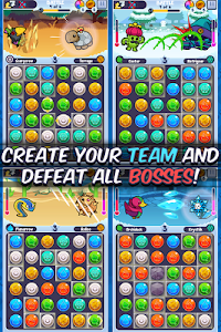 Pico Pets Puzzle - Match-3 screenshot 3