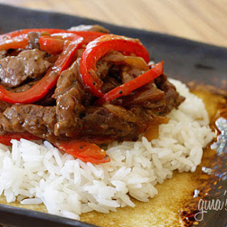 Beef Round Pepper Steak Recipes