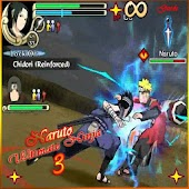 Tải Trick New Naruto Ultimate Ninja 3 APK