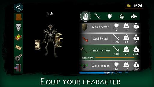 The Dark Book: RPG Offline 2.4.61 screenshots 8