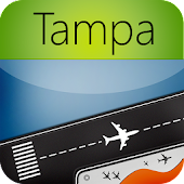 Tampa Airport + Radar TPA