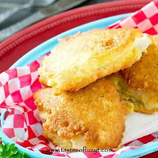 Paleo Battered Fish.