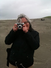 Photo: Me and my Voigtlander Vito CL at Long Beach in very early June.