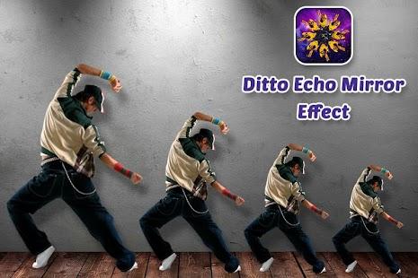 Ditto Echo Mirror Magic: Best Mirror Magic Editor - náhled
