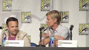 The Tomorrow People Season 1 2013 Comic-Con Panel