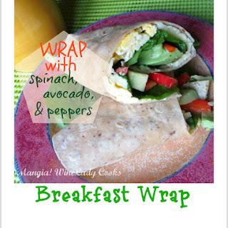 Breakfast Wrap Recipe