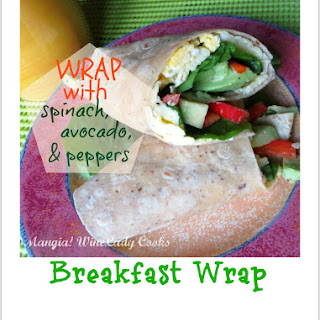 Breakfast Wrap.