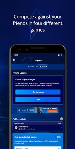 UEFA Champions League - Gaming Hub screenshots 4
