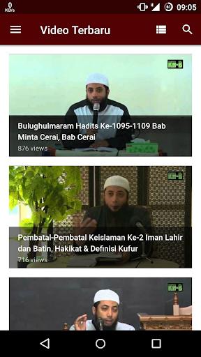 Ustadz Khalid Basalamah