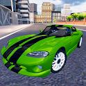 Critical City Traffic: Car Driving Simulator icon