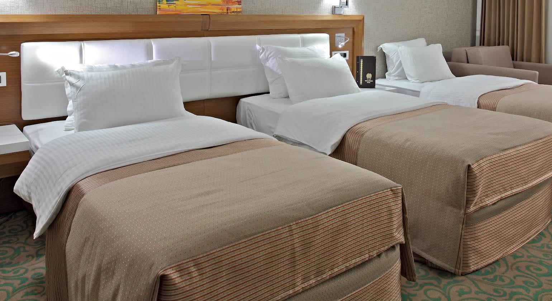 Selcuk Hotel Sems-i Tebrizi