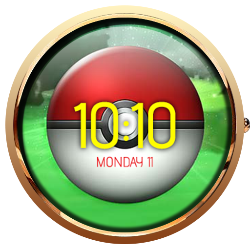 Go Balls Watch Face Animated!- screenshot