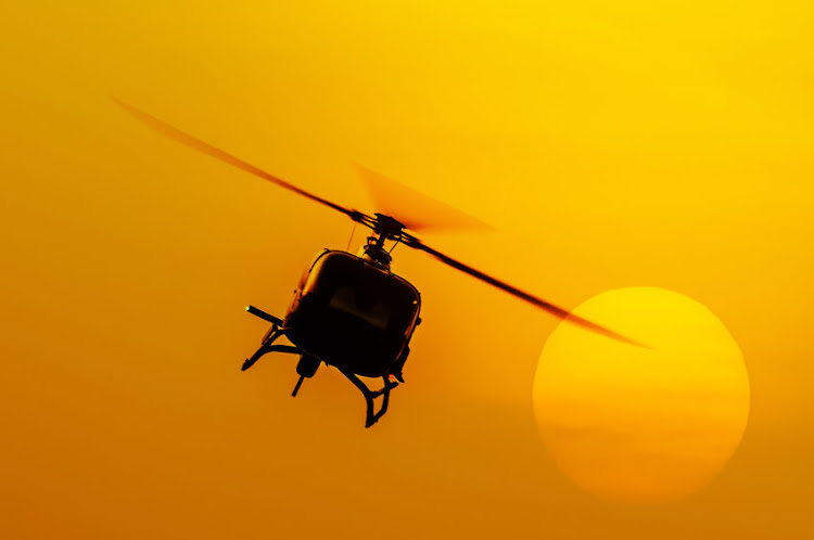Two people reportedly died on Friday evening when a helicopter crashed into the Vaal Dam. File picture.