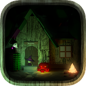 The Spooky House  -can you escape from the witch?-