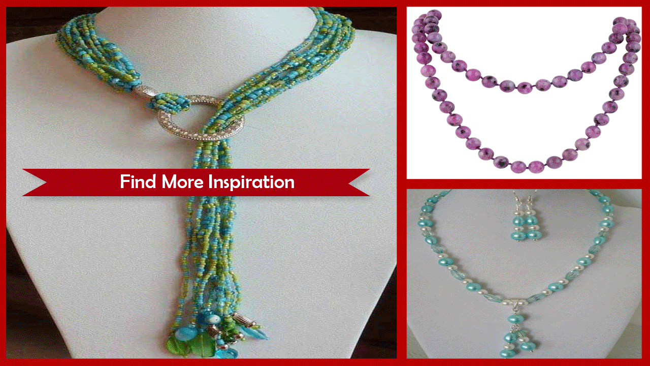 How To Make Beads Necklace - Android Apps on Google Play
