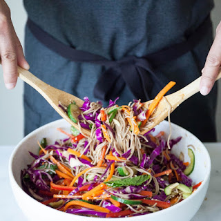 Cold Asian Noodle Salad Vegetarian Recipes