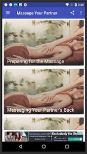Massage Your Partner - náhled