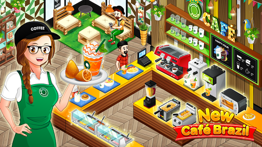 Cafe Panic: Cooking Restaurant 1.7.1 screenshots 2