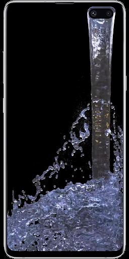 amazing water live wallpaper - s10 s10+ note 10 screenshot 3
