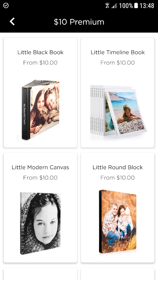 Beautiful Photo Books & More- screenshot