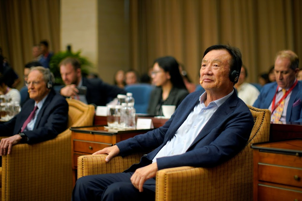 Huawei founder defends sale of smartphone unit - Business Day