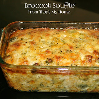 Broccoli Souffle'