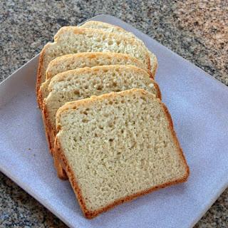 Bread Machine Country White Bread.