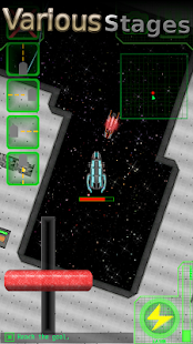 Fleet Shooter - Mega Ship Wars- screenshot thumbnail