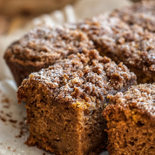 Butternut Squash Coffee Cake