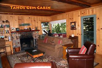 Photo: Tahoe Gem Cabin