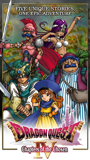DRAGON QUEST IV para Android