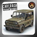 4x4 Car Crash Russian Edition icon