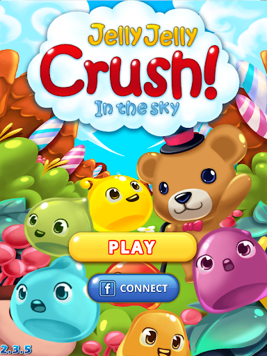 Jelly Jelly Crush - In the sky screenshots 14