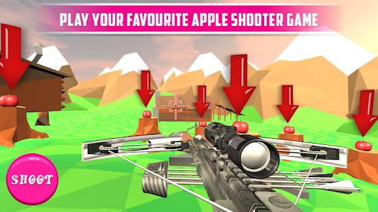 Pnk Girl Apple Shooter Archer expert simulator 3D - náhled